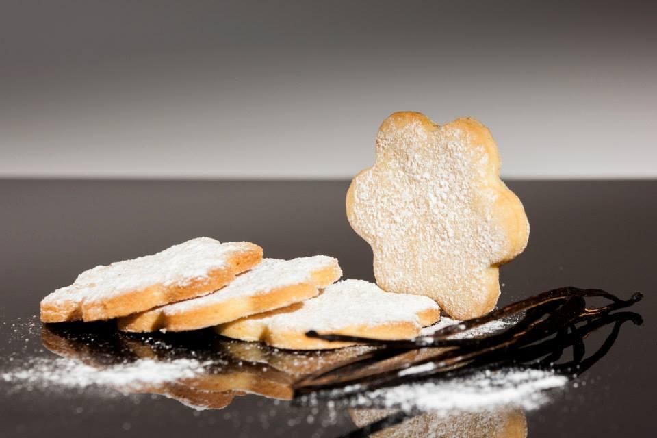 Biscuiti cu vanilie