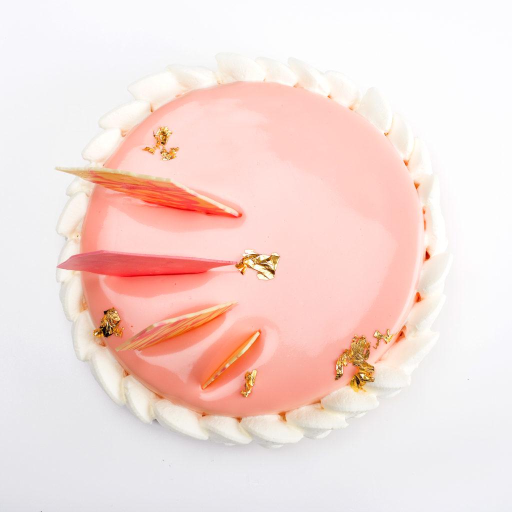 Prajitura roz
